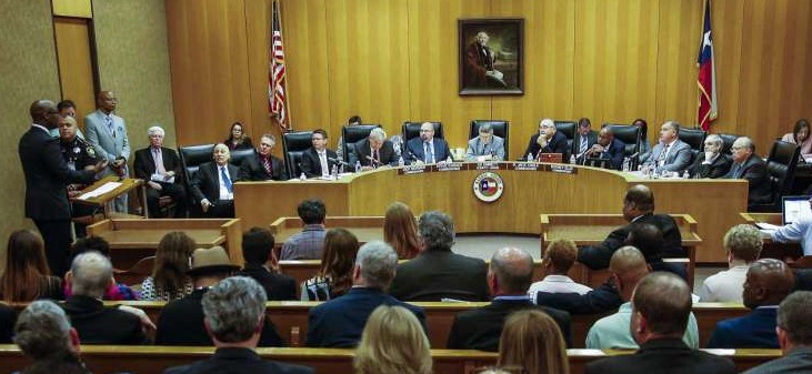 HC Commissioners Court